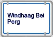Windhaag bei Perg